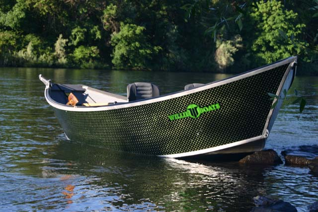 Drift Boat Gallery - Willie Boats