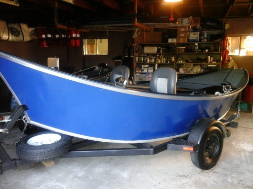 Driftboat 1