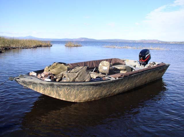 Camo Line - Willie Boats
