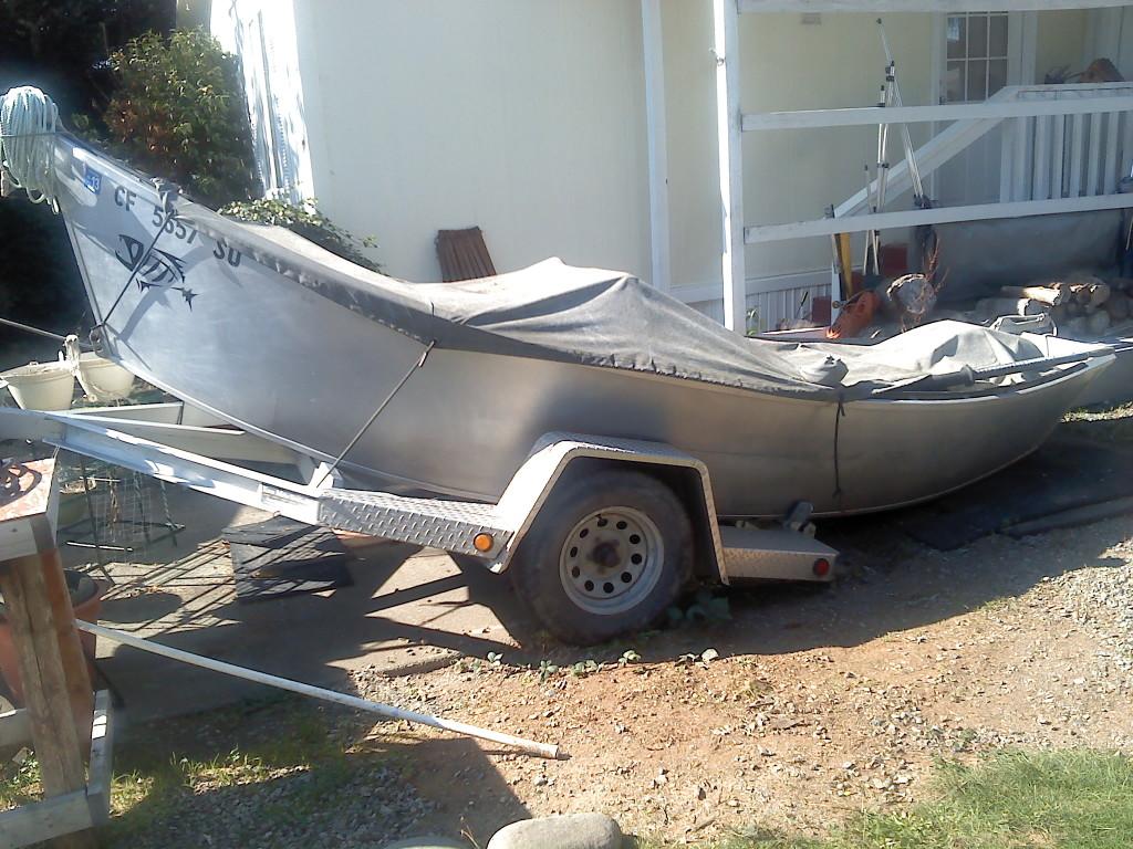 fishrite drift boat