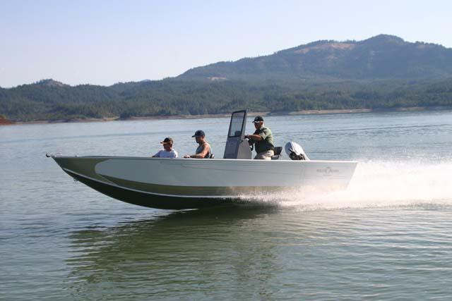 Raptor Willie Boats
