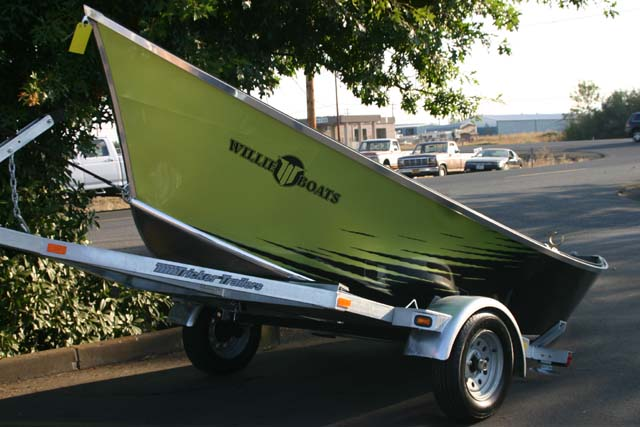 Willie Boats For Sale >> Custom Tear Paint - Willie Boats