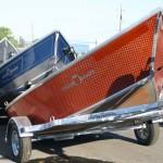 """17' x 60"""" Drift Boat #7"""