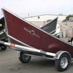"""17' x 54"""" Drift Boat #6"""