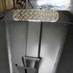 Diamond Plate Motor Pad