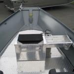 Row Seat Box With Tray #24