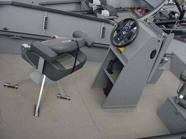 Willie Boats For Sale >> std. center console - Willie Boats