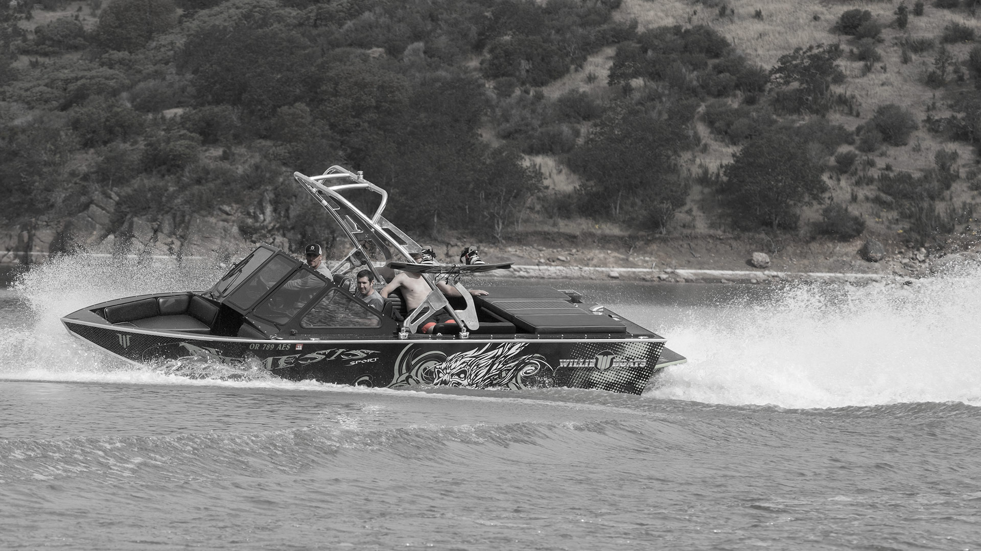 Willie Boats For Sale >> Nemesis - Willie Boats