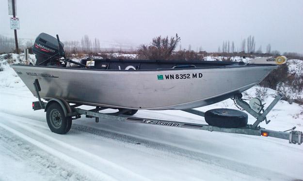 Predator - Willie Boats