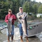 Thumbnail for driftboat11-26-11 two salmon051116