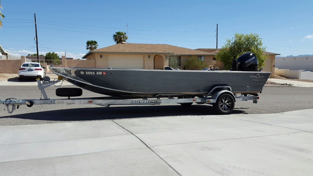 Willie Boats For Sale >> 2015- 22.5' x 78 Fuzion $44,500.00 OBO - Willie Boats
