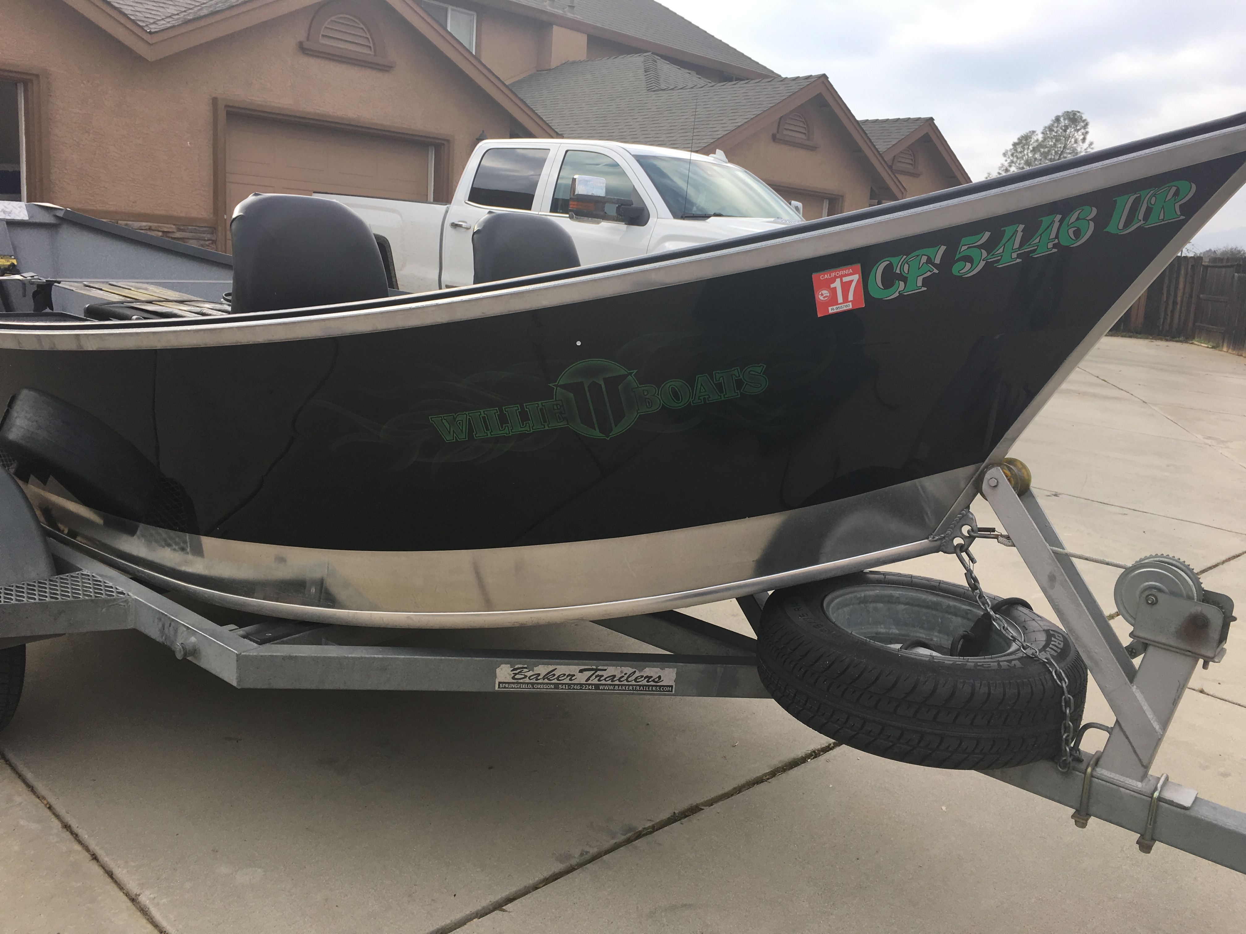 2010 17X60 Willie Drift Boat $11,000 - Willie Boats