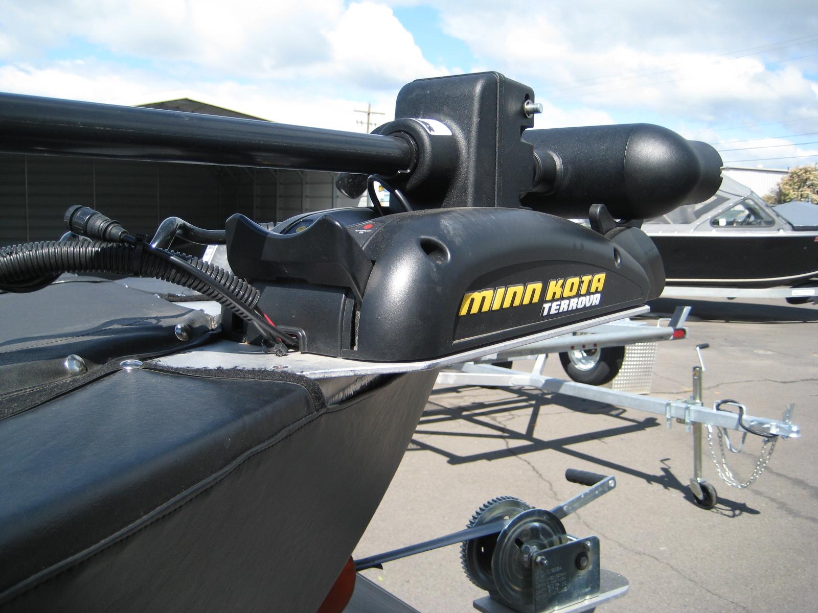 Willie Boats For Sale >> Minn Kota® Terrova 80 i-Pilot Bow Mount trolling Motor $1,000.00 OBO - Willie Boats