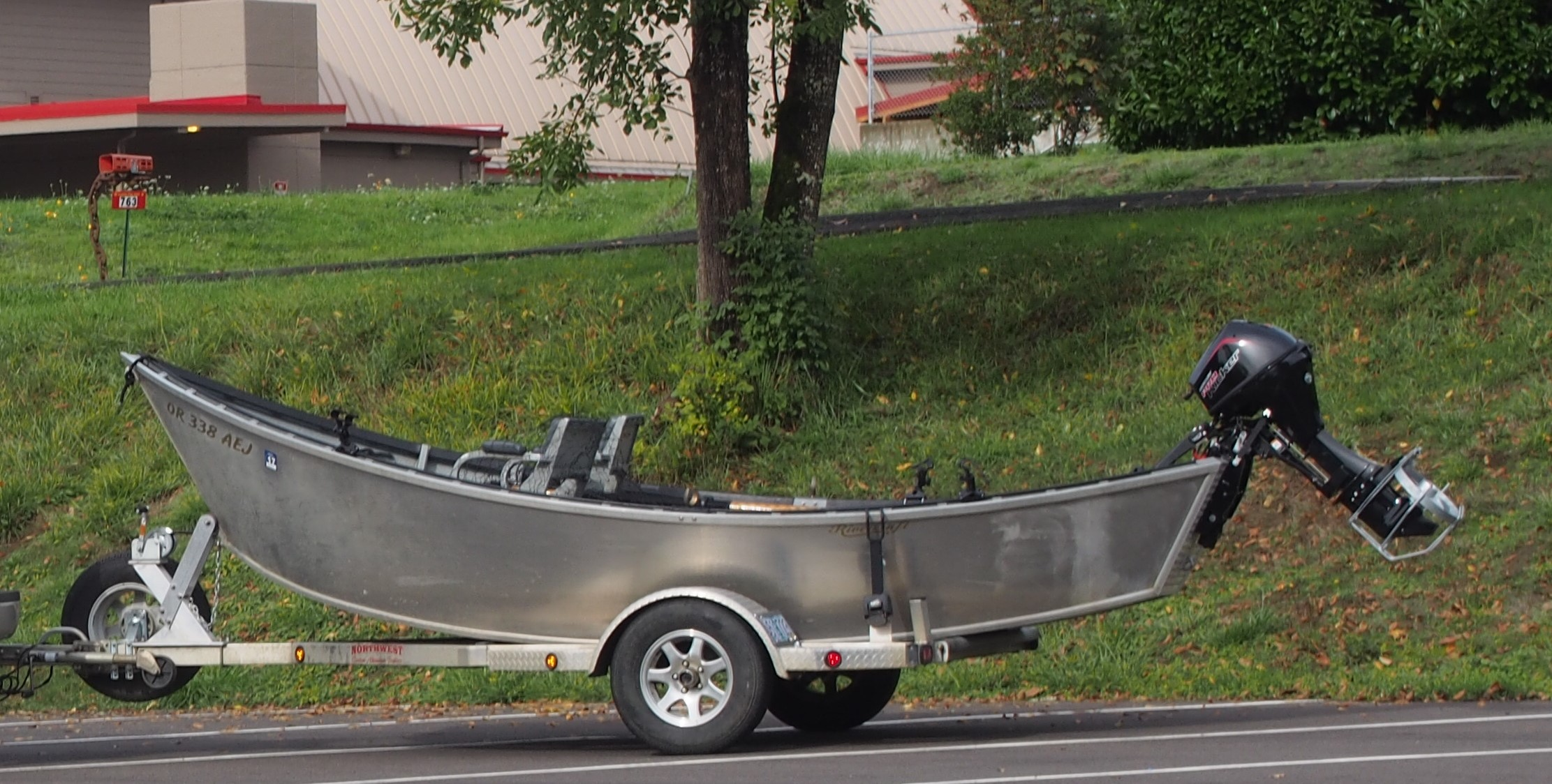 2012- 16 x 60 Rivercraft Drift Boat $7,000.00 - Willie Boats