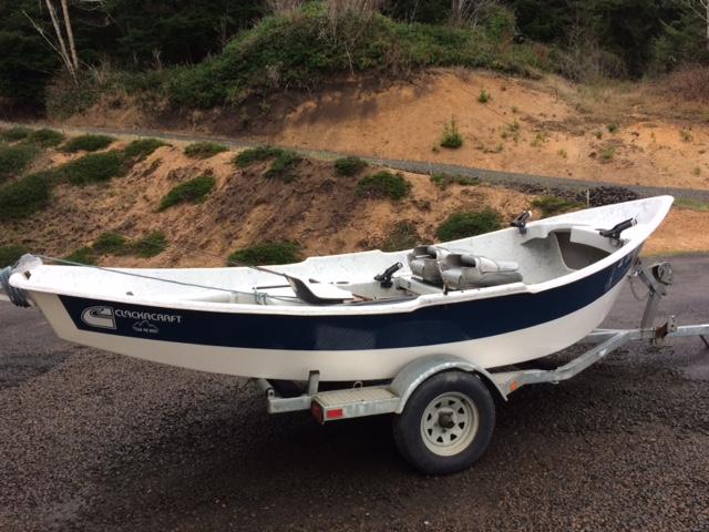 Willie Boats For Sale >> 2006- Clackacraft Salmon/Steelhead Model $6,495.00 - Willie Boats