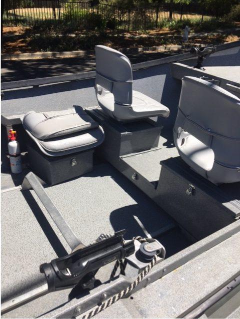 2000 16X54 Fish Rite Drift Boat $7,500 OBO