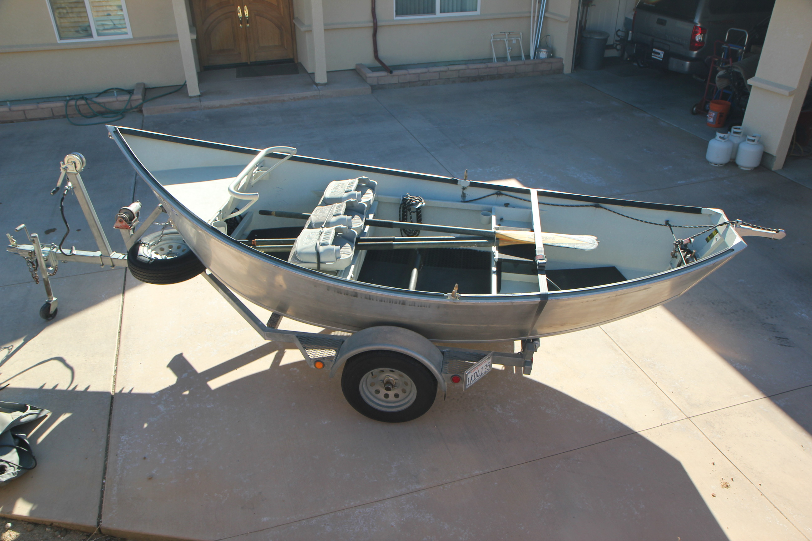 2001 16X54 Willie Drift Boat $5,500 - Willie Boats